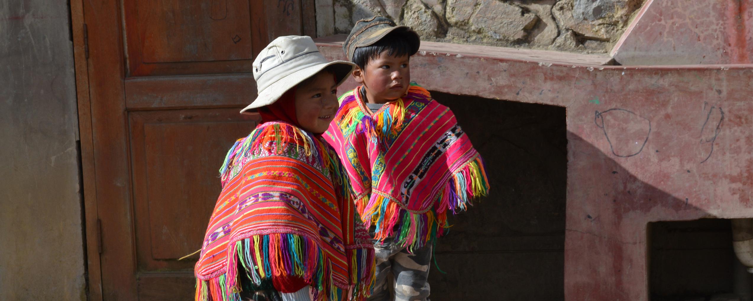 Enfant péruvien1